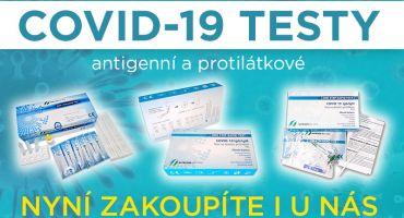 Covid-19 testy