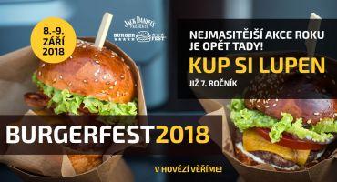 Jumex na Burger Festu