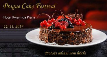 Jumex na Prague Cake Festivalu