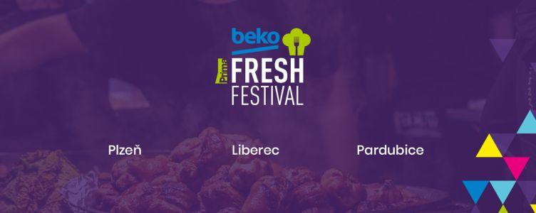 Beko Fresh Festival v Liberci